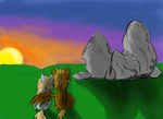Nice stones. by FalconFeather-s