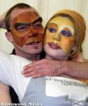 Commedia lovers by Alyssa-Ravenwood