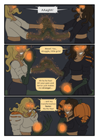 Rise Of The Pumpkin Queens 04 by FullMoonMaster