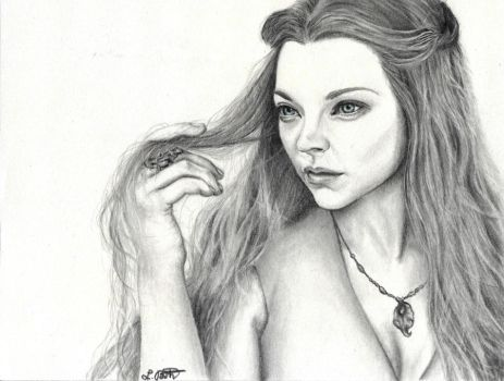 Margaery Tyrell by Deathangirl