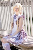 Chobits: Chii by Seranaide
