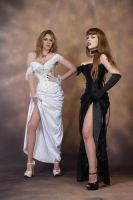 Good and Evil Stock 5 by CrowsReign-Stock
