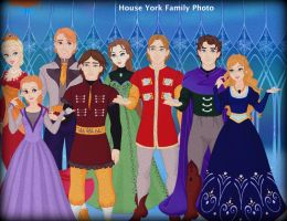 House York Family Reunion by kaybay2323