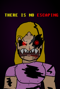 BUT THERE IS NO ESCAPING (FNAM) by MadiMJ
