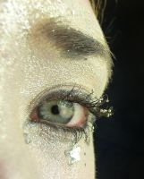 Horus Glitter Eye Stock XIV by Melyssah6-Stock