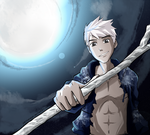 Jack Frost by YakitatePan