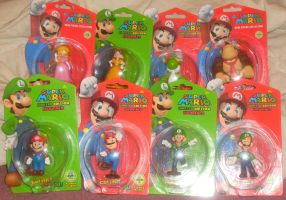 Super Mario Collection-Packed by MarioBlade64