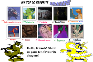 Austria-Man's Top 10 Dragons meme filled by me by Roses-and-Feathers