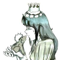 NH- The princess and the frog by Artict