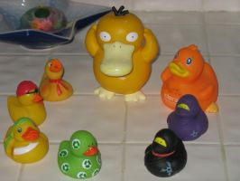Duck, Duck, Psyduck by beverly546