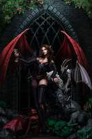 CM: New information for their Mistress by Arcan-Anzas
