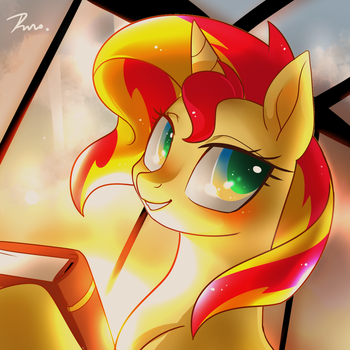 Sunset by RenoKim
