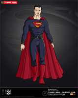 TRDL 2013 - Superman [Man of Steel] by TRDLcomics