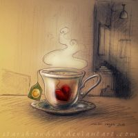 love is brewing by Starshrouded