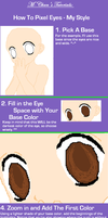 Pixel Eyes ::TUTORIAL:: by MarinaToriama