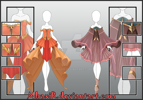 [CLOSED] Design Adopt Outfit - 22 by MhaxiR