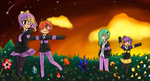 To Walk with Friends! by MadDucky76105