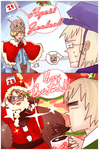 APH - MERRY CHRISTMAS by totikki