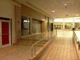 Abandoned Mall Stock 4 by dhbraley