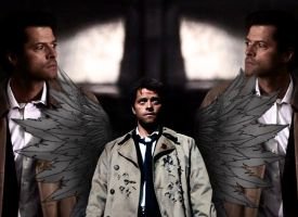 Castiel by the-velvet-goldmine