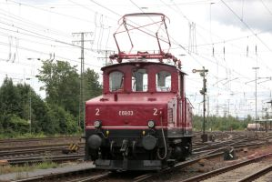 A small loco by Budeltier
