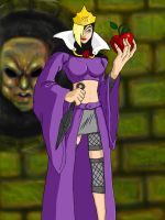 Ino Witch by DominicanFlavor
