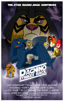 Dagnino Strikes Back Poster by BennytheBeast