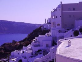 Santorini 1 by teacuptears