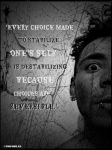 CHOICES by SynfulSick