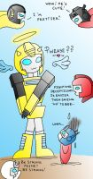 Bumblebee asks Please by MirrorOfSin