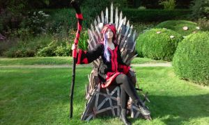 Wicked Lulu League of Legends Cosplay by LillyNatal