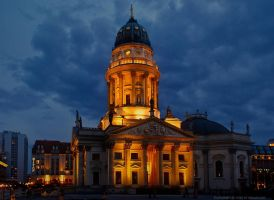 Berlin - German Cathedral by pingallery
