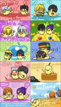 KHR: Hibirds Compilation02 by dayea