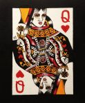 Queen of Hearts by Vicki-Death