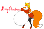 Merry Christmas : Magda by furs12