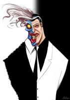 Two-Face by AustenMengler