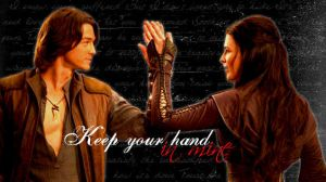 Keep Your Hand in Mine by MetalChickCrisis2040