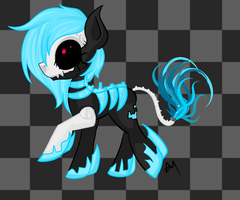 Pony Eater Adoptable auction CLOSED by Sadistic-Lus