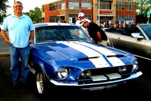 Mustang Shelby by vfrrich