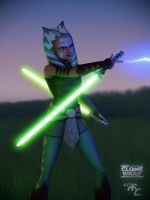 Ahsoka Tano 2.0 Unleashed by Master-Cyrus