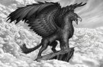 The Gryphon by Tobias-Cibis
