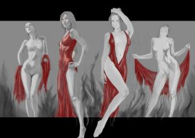 Syren Vampires by RikDesigns