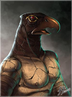 Horus by 14-bis