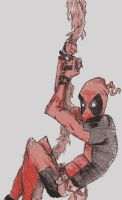 deadpool 2 by madteaparty0013