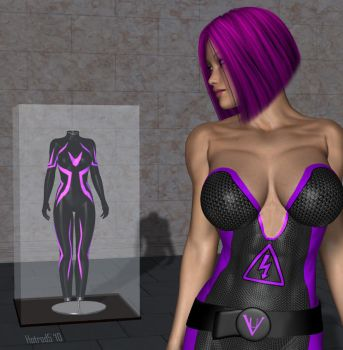 The New Ultraviolet by hotrod5