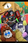Transformers 30-24, The Patchwork Planet by Demonology7789