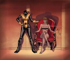 X-Men Kitty Pryde Censored by Nippy13