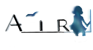 AIR. logo by Miss-Wisteria