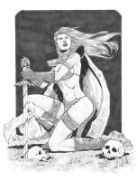 Red Sonja by AssisEzequiel
