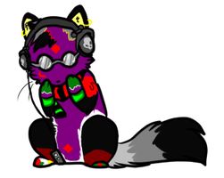 :CO:Chibi Shadow by screms